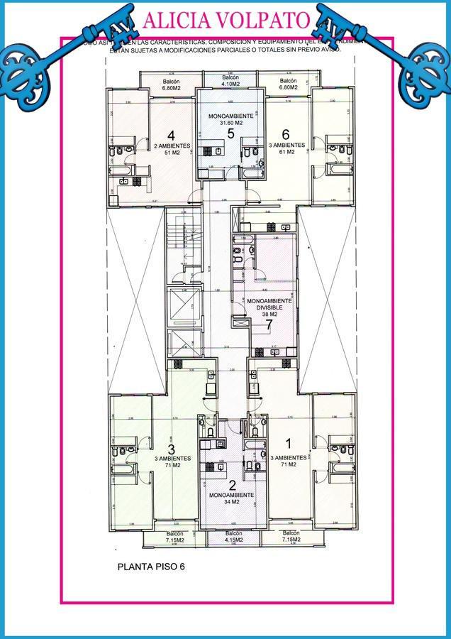 Foto Edificio en Wilde LAS FLORES 535 número 4