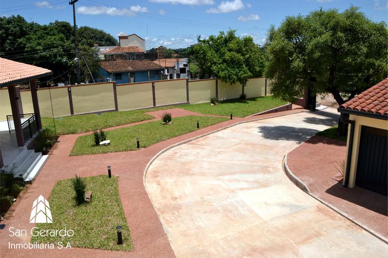 Foto Barrio Privado en Orilla del Campo Grande Zona Mcal. López y Sta. Teresa número 20