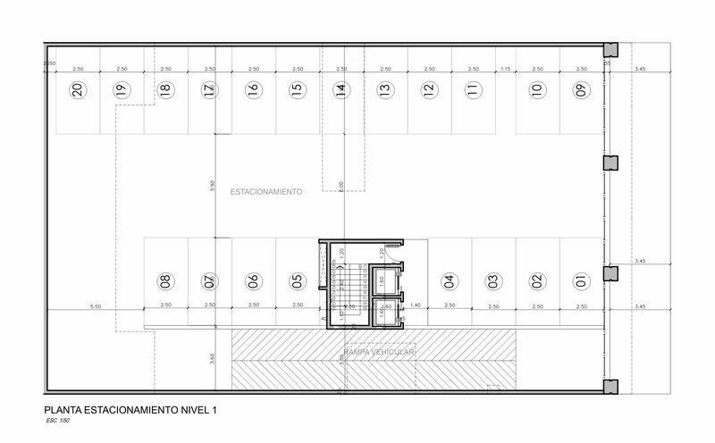Foto Edificio en Recoleta Zona Villa Morra número 8