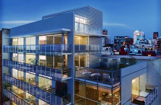 Foto Edificio en Barrio Norte JEAN JAURES Y AV. CORDOBA numero 5