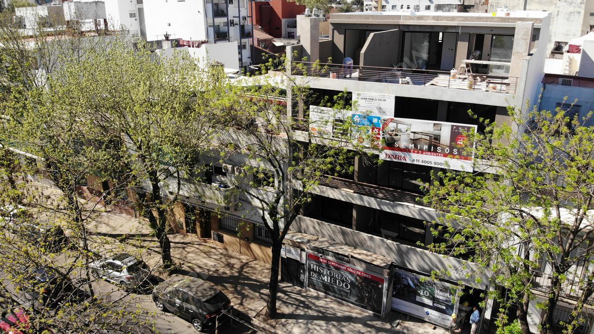 Foto Edificio en Nuñez 3 de Febrero 3300 número 8