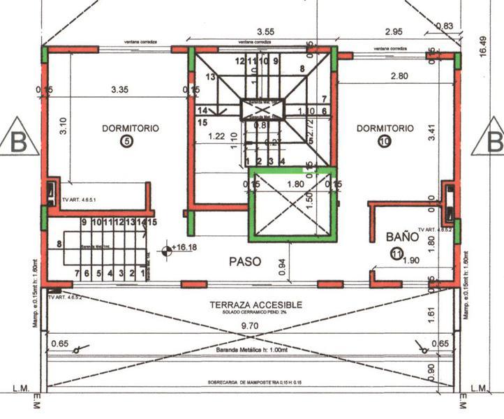 Foto Edificio en Moron Sur Mariano Moreno 400 número 10
