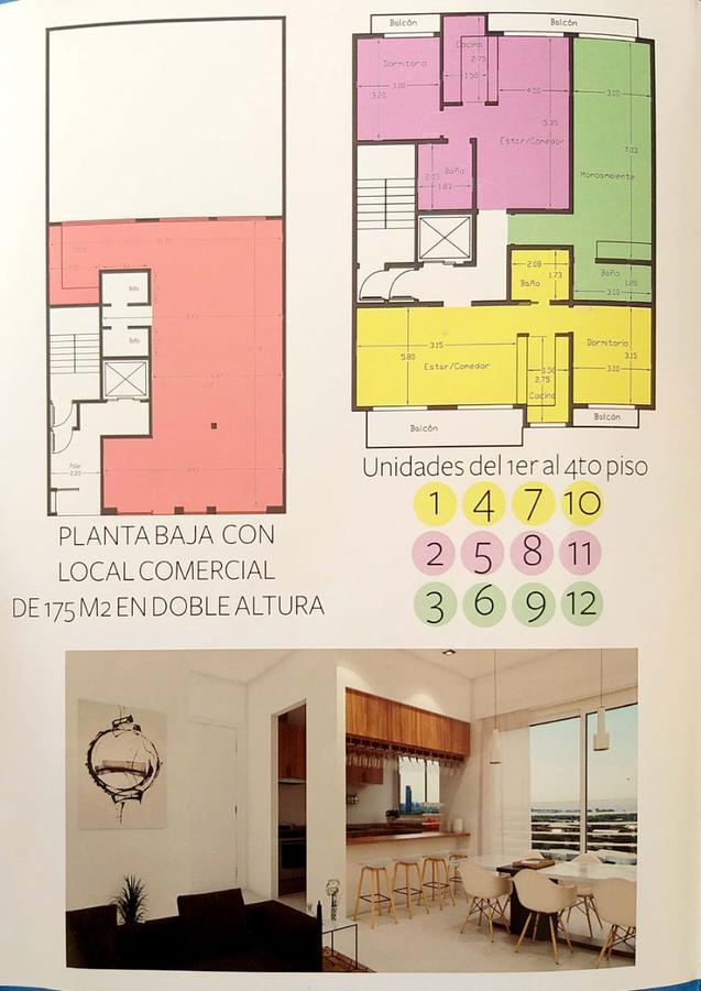Foto Edificio en Centro (S.Mig.) PAUNERO 1049 número 3