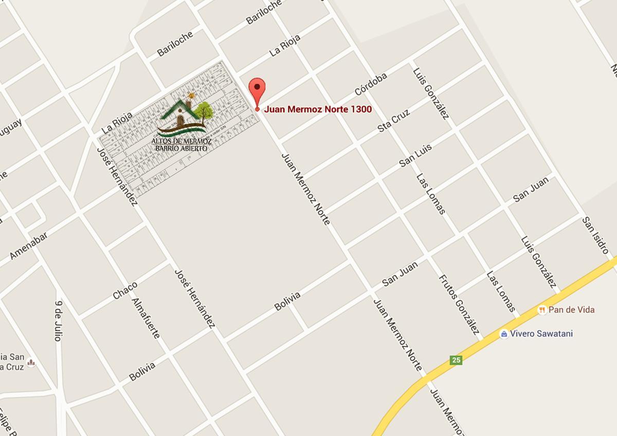 Foto Barrio Abierto en Escobar Mermoz Norte 1300 número 5