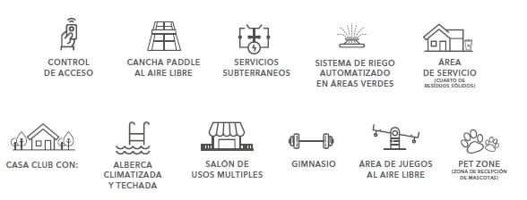 Foto Condominio en San Lorenzo Coacalco Descripción PRE-VENTA Residencial ALBORETO pone a su disposición este nuevo concepto desde $3,966,000 con 200m2 de terreno y 223 m2 de construcción, cuenta con jardín , 3 recamaras cuarto de servicio  número 5