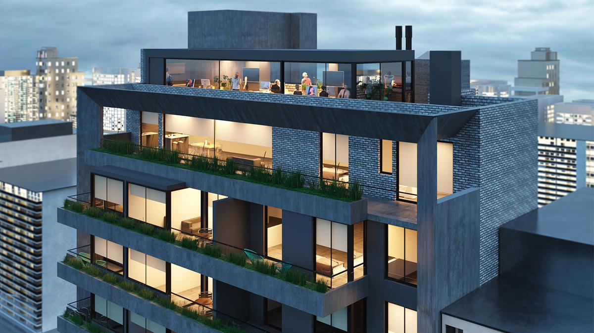 Foto Edificio en Punta Carretas 21 de Setiembre 2959 número 5