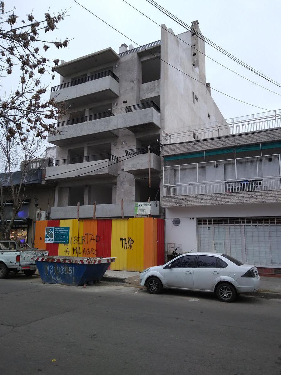 EDIFICIO GUEMES 2678 - Pichincha