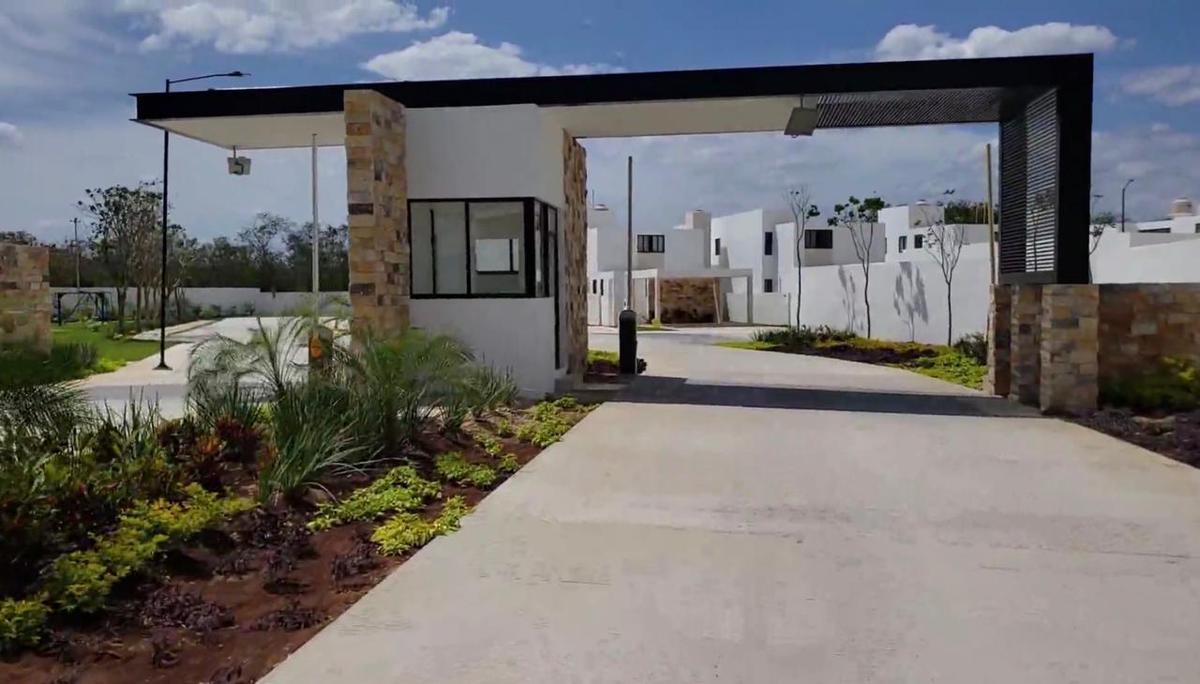 Foto Condominio en Pueblo Conkal Privada Residencial Aleza Conkal número 2