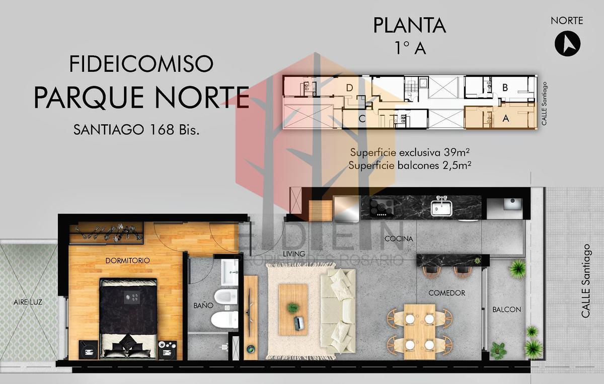 Foto Edificio en Pichincha Santiago Bis 168 número 7
