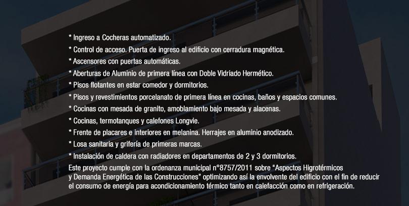 Foto Edificio en Lourdes AVENIDA PELLEGRINI 2680 número 13