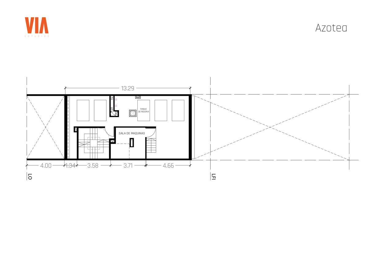Foto Edificio en Balvanera Viamonte 2168 número 2