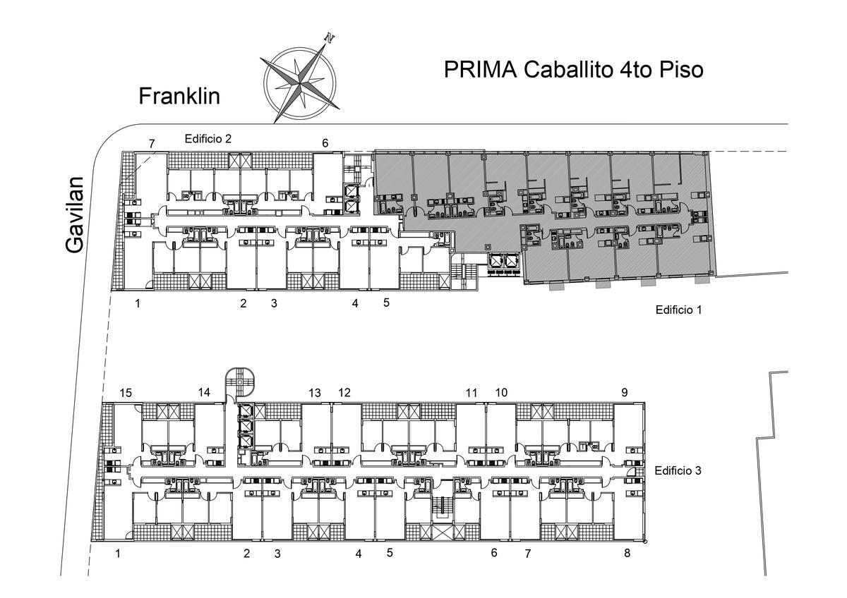 Emprendimiento Av. Boyacá 938 en Caballito