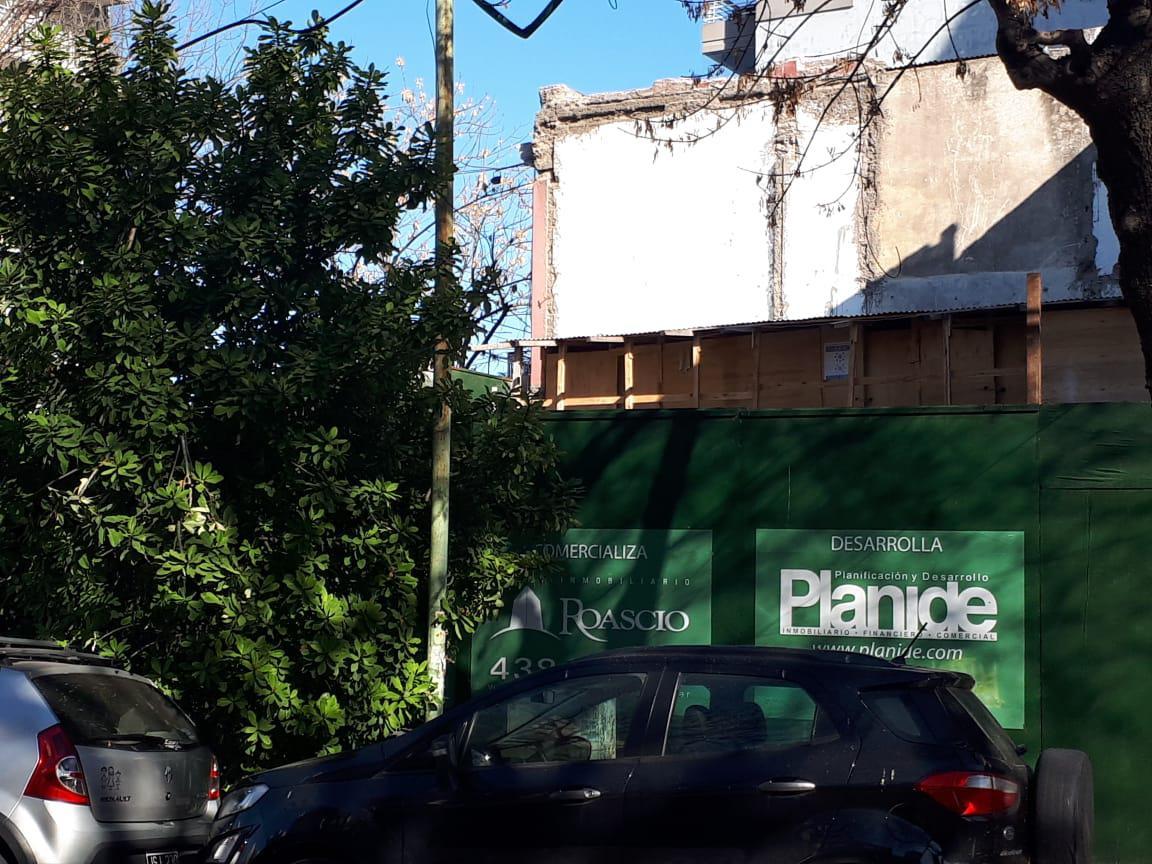 Foto Edificio en Caballito Av. Directorio 1655 número 9