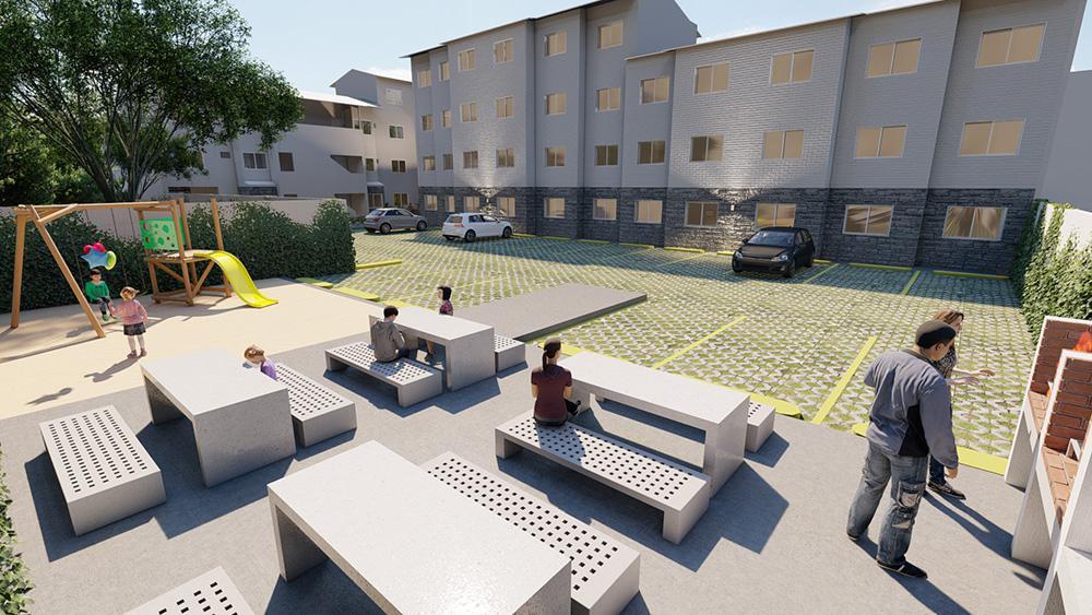 Foto EMPRENDIMIENTO - Condominio en  en  General San Martin , General San Martin  Almeyra 5800