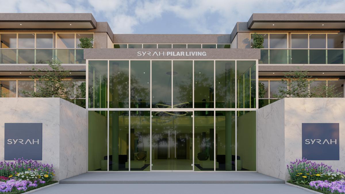 Foto Edificio en Villa Rosa Departamentos en venta en nuevo Complejo Syrah en Pilar Villa Rosa número 2