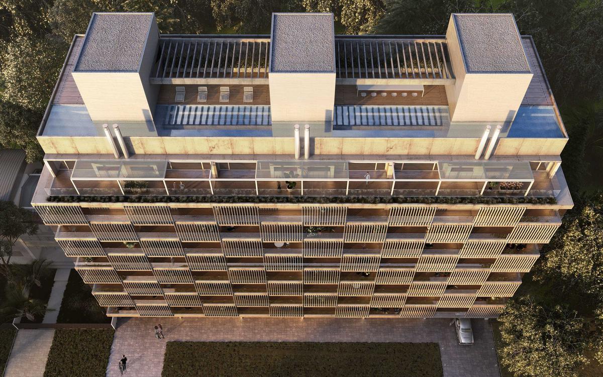 Foto Edificio en Olivos-Vias/Rio Solis 2222 número 3