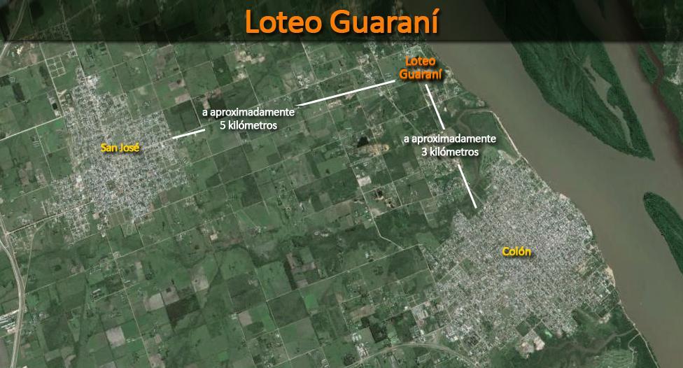 Foto Barrio Abierto en Villa San Jose Loteo Guaraní número 2