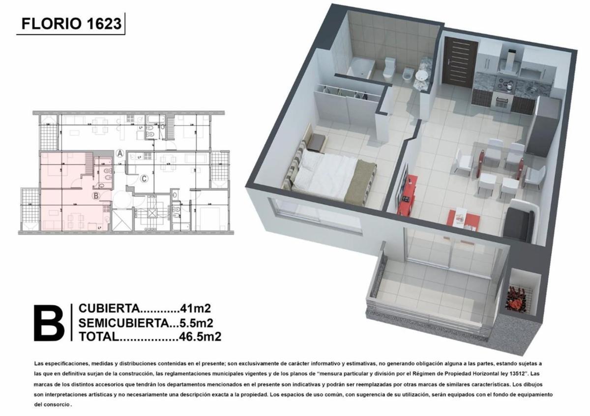 Foto Edificio en Villa Luzuriaga FLORIO 1623 número 4