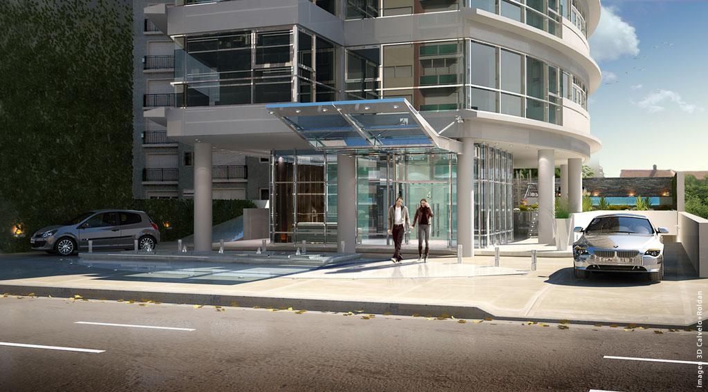 Foto Edificio en Playa Grande Alvarado 50 número 3