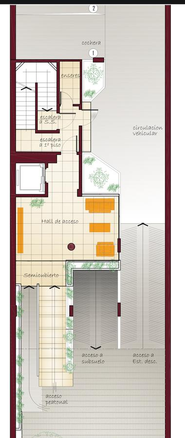 Foto Edificio en Lanús RIOBAMBA 151 numero 3