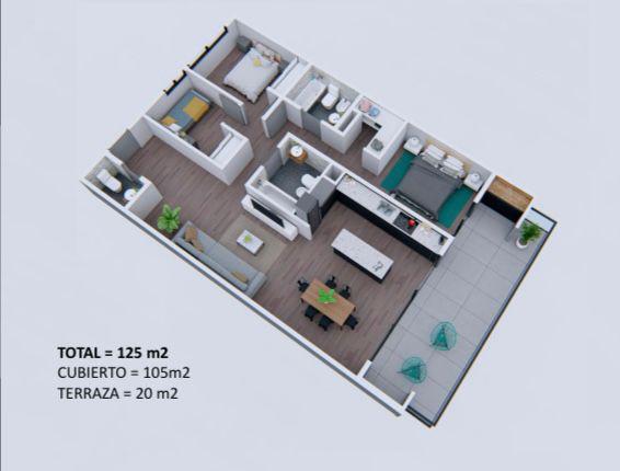 Foto Edificio en Liniers Larrazabal al 500 número 17
