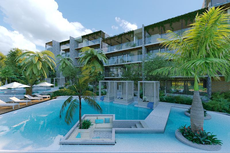 Foto Condominio en Akumal Luxury Condominio Kaan-Ha Akumal número 18