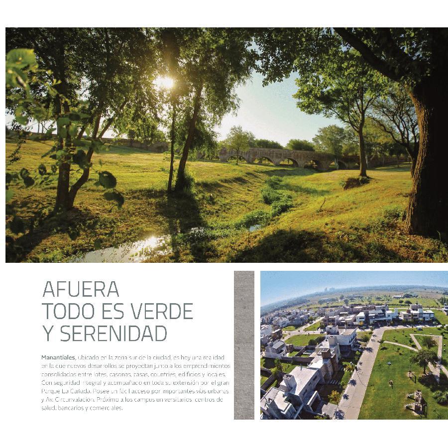 Foto Barrio Privado en Manantiales  RAUL CARLOS BROJIN 100 número 11