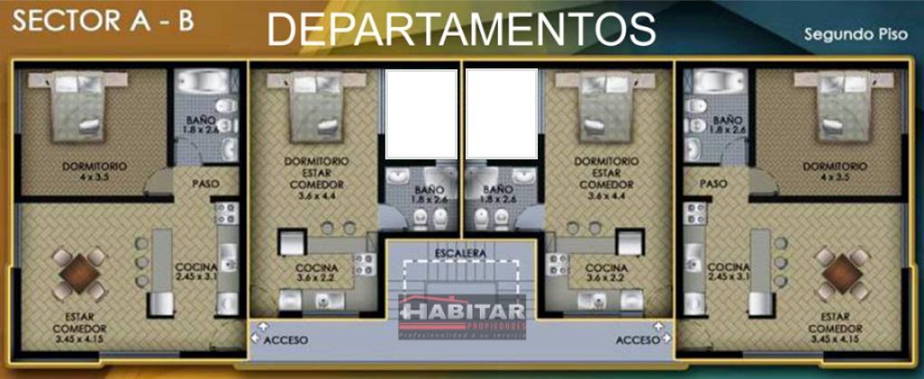 Foto Edificio en Santa Lucia Avda. Sarmiento 3100 Este santa Lucia número 16