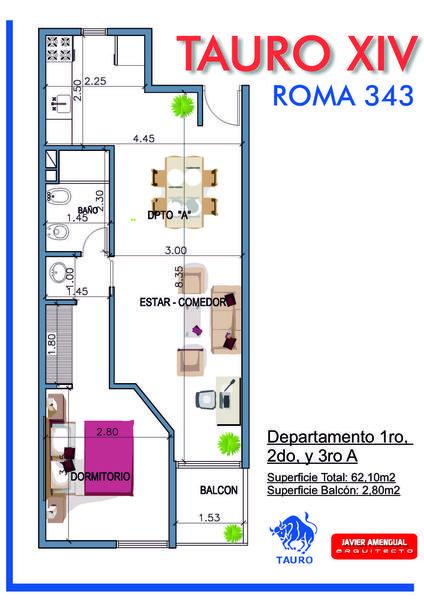 Foto Edificio en General Paz Roma 300 número 8