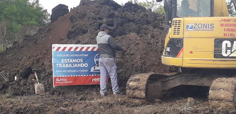 Foto Barrio Abierto en San Vicente Av. Presidente Peron al 1500 número 31