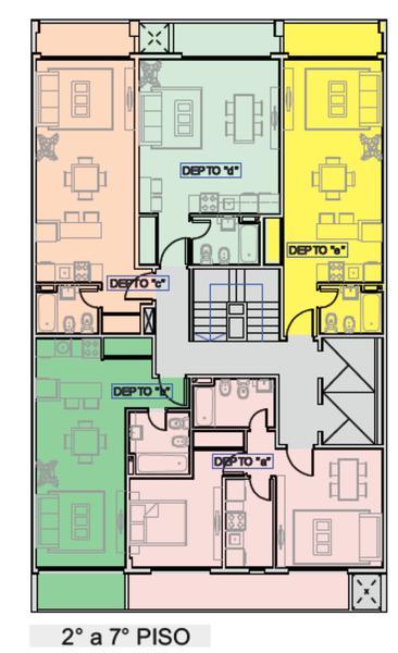 Foto Edificio en Moron Cnel. Machado 1045 número 8