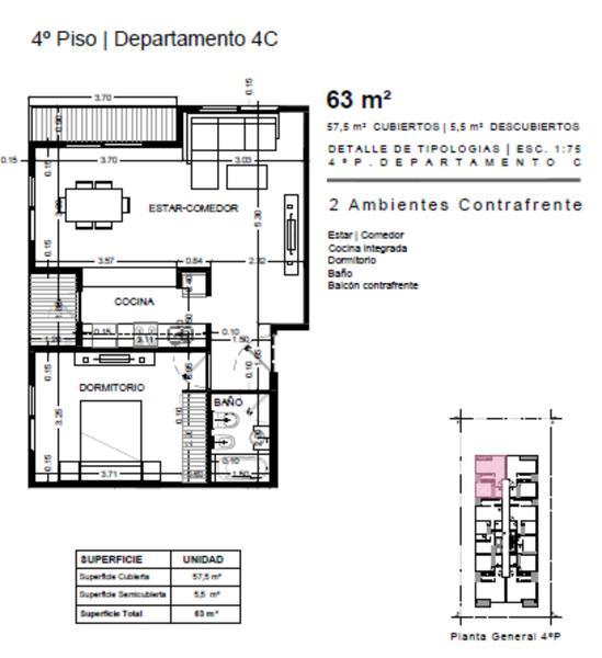 Foto Edificio en Ituzaingó Norte Gral. Olazabal 600 numero 2