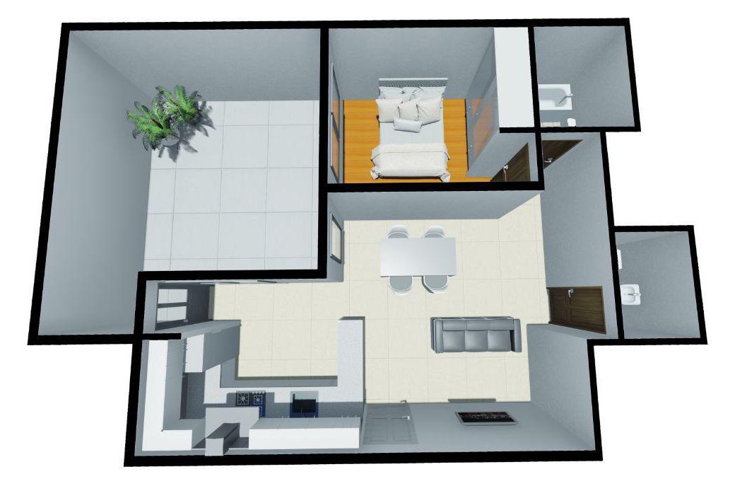 Foto Edificio en Villa Devoto Simbron al 3700 número 7