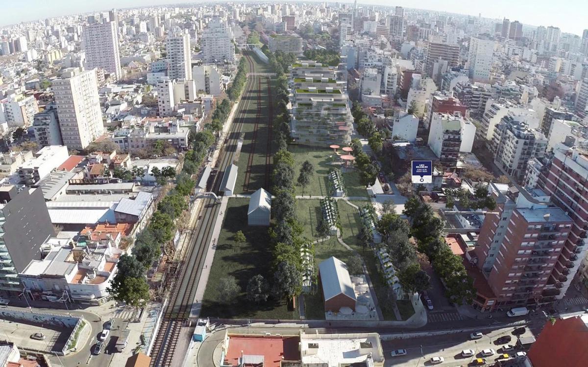Emprendimiento Teodoro Garcia 2698 - Live Belgrano en Belgrano