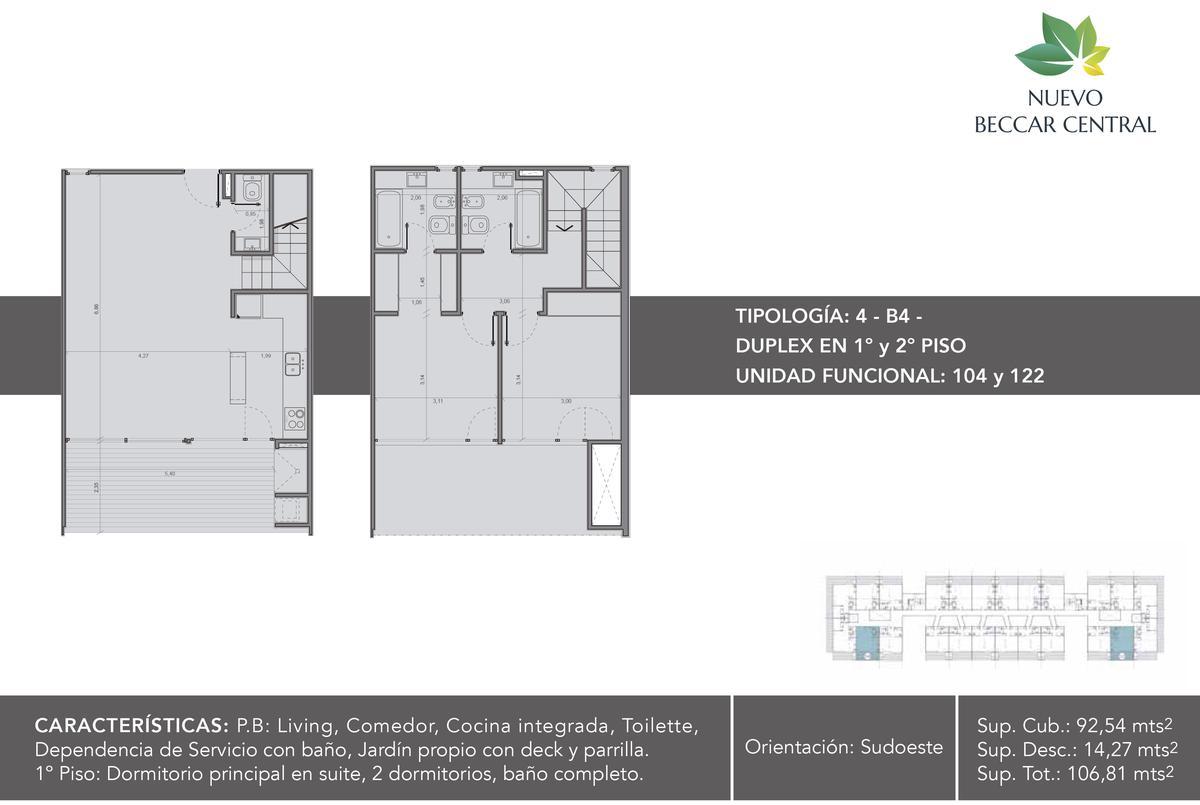Foto Edificio en Beccar Intendente Becco 2300 número 20