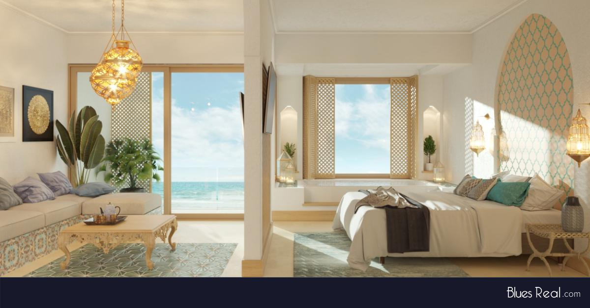 Unit picture Apartment in Sale in  Tizimín ,  Yucatán  Lagoon View Apartment in Riad Romeo in El Cuyo, Yucatán