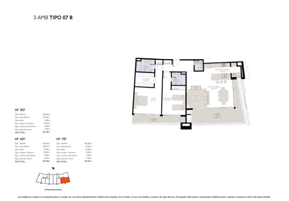 Foto Edificio en Yoo Nordelta YOO3 by ACQUA Excelencia en diseño y confort número 42