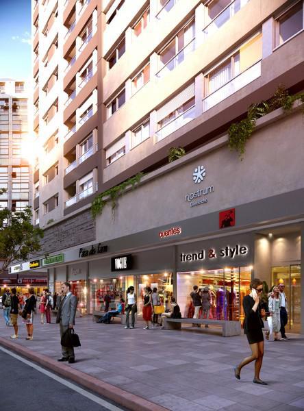 Foto Edificio en Centro (Montevideo) 18 de Julio esq. Tacuarembó número 5