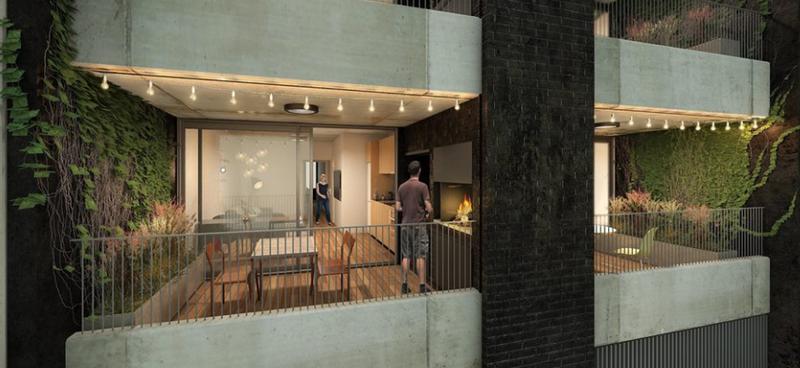 Foto Edificio en Colegiales Concepcion  Arenal 3578 número 4