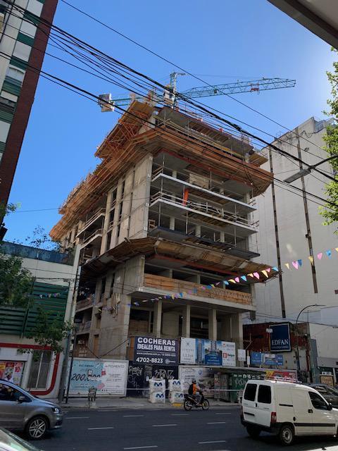 Foto Edificio en Almagro AV. CORRIENTES Y JERÓNIMO SALGUERO  número 9
