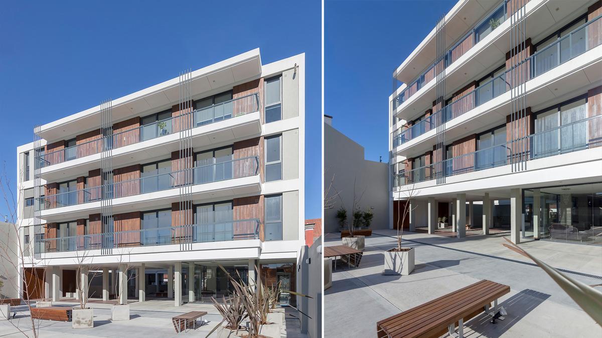 Foto Edificio en La Perla Norte FRENCH 3800 número 16