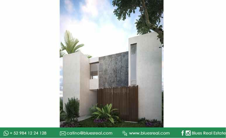 Unit picture Apartment in Sale in  Tulum ,  Quintana Roo  For sale new apartments with at Anah Village | Blues Real | Code 405