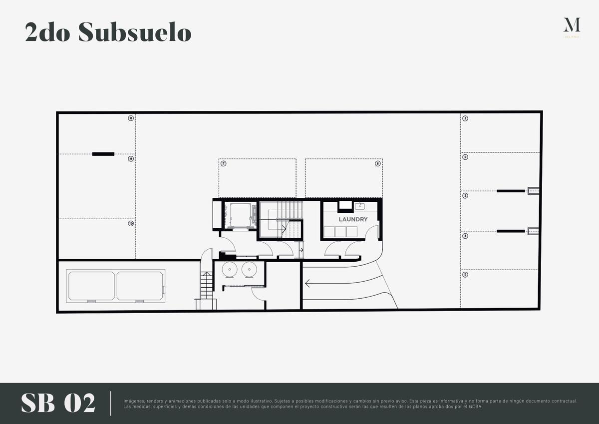 Foto Edificio en Belgrano Virrey del Pino y O'Higgins. número 13