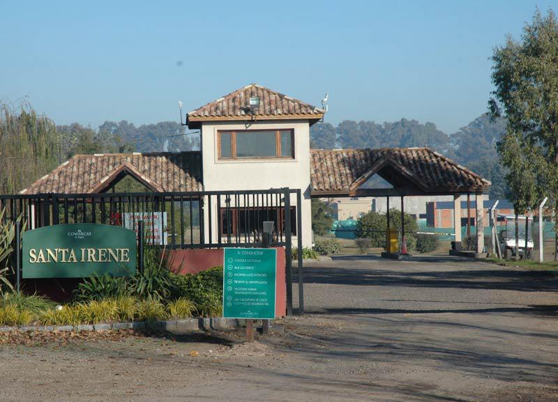 Comarcas de Luján,             avenida Santa Irene y ruta 6