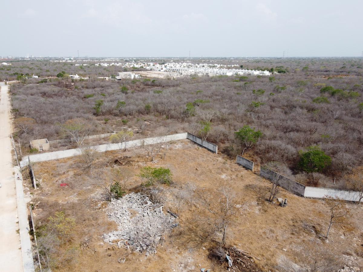 Foto Barrio Abierto en Pueblo Dzitya terrenos con servicios en dzitya,  al norte de mérida, con financiamiento  número 1