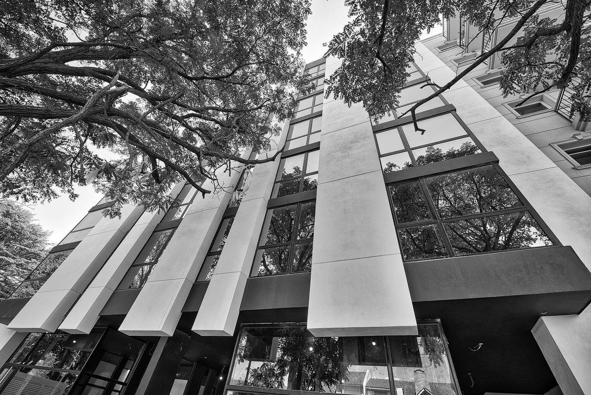 Foto Edificio en Guemes  Rodriguez Peña 1600 número 17