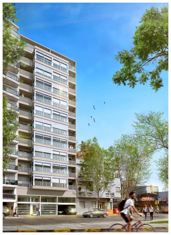 Foto DESARROLLO - Edificio en  en  Montevideo , Uruguay              Bvar. España y Blanes