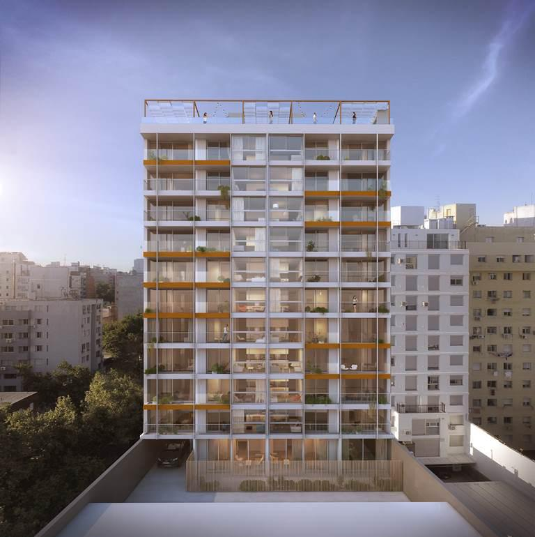 Foto Edificio en Centro (Montevideo) Canelones 1222 y Zelmar Michelini número 2