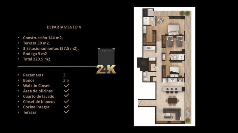 Foto Edificio en Privadas del Pedregal AV. Palmira  #800 número 34