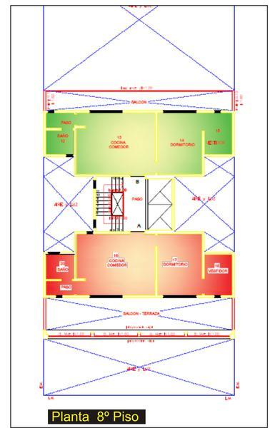Foto Edificio en Moron Pellegrini 1300 número 16